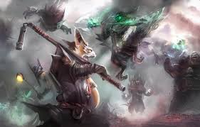 wallpaper spectre shadow demon dota 2 outworld devourer
