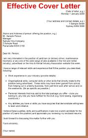 Writing An Effective Cover Letter effective covering letters Ninjaturtletechrepairsco 1