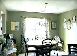 height of chandelier over dining table chandelier over dining table rectangle room crystal swag height standard