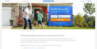 Progressive Get A Quote Fascinating Free Progressive Health Insurance Quote