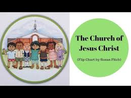 The Church Of Jesus Christ Flip Chart By Susan Fitch Youtube