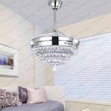 crystal chandelier fan ceiling fan and chandelier in bedroom awesome ceiling fans line led crystal chandelier fan lights