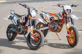 2017 ktm 450exc f six days stunt bikes supermoto