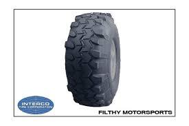 Super Swamper Tire Chart