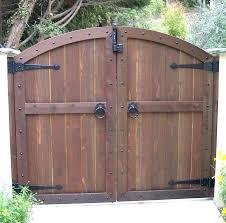 Fence Gate Windows Gate Door Fence Outdoor Gate Door Knob