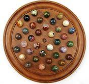 Wooden Peg Solitaire Game Peg solitaire Wikipedia 7