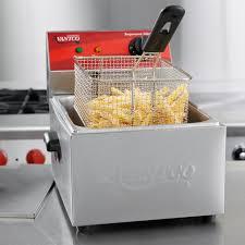 electric countertop deep fryer 120v 1750w