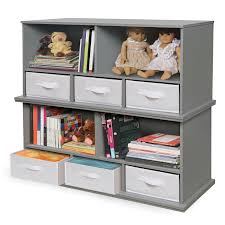 Badger Basket Shelf Storage Cubby with Removable Baskets - Free Shipping  Today - Overstock.com - 14525224
