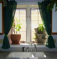Long Curtains In Kitchen Bathroom Glamorous Images About Cafe Curtains Kitchen Diner