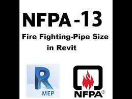 Fire Fighting Pipe Size In Revit Nfpa 13