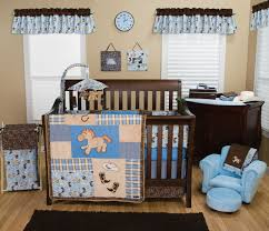 cowboy baby 4 pc crib bedding set