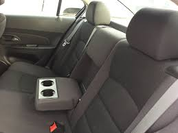 red red hot 2016 chevrolet cruze left side rear seat photo in courtice on