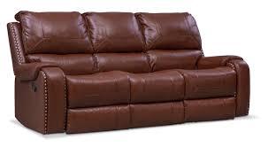 living room furniture austin manual reclining sofa