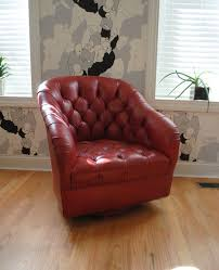 leather club chair red and ottoman living room inspirations accent chairs canada tufted small swivel tall
