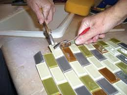 how do you cut glass tile backsplash design fine cutting glass tile how to install your how do you cut glass tile