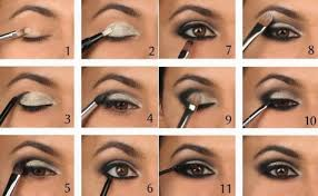 smokey eye makeup tutorial for brown eyes with eyeshadow makeup tips for brown eyes