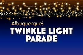 Las Cruces Light Parade Route Albuquerques Twinkle Light Parade Newmexi Co