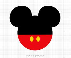 Mickey Mouse Mickey Head - Novocom.top
