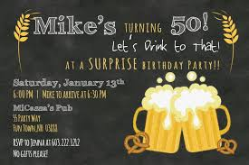 50th Birthday Invitations Templates 40th Birthday Invitation Wording Funny Beautiful Free 40th