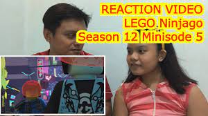Reaction Video LEGO Ninjago Season 12 Original Shorts Minisode 5 Manhunt -  YouTube