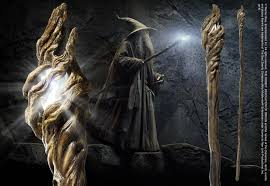 Gandalf Light Staff Gandalf Illuminating Staff