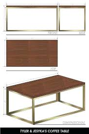 side table measurements coffee dimensions height cm in standard size full of ta side table measurements