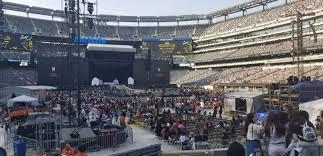 Metlife Stadium Seating Chart Bts Metlife Stadium Bts Tour Bts World Tour Love Yourself