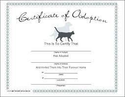 Free Birth Certificate Template Baby Format Certificates Printable