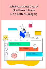 Gantt Chart Color Meaning What Is A Gantt Chart And How It Made Me A Better Manager