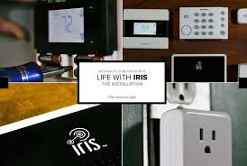 installing the lowe s iris home management system gear patrol lowes iris installation lead full