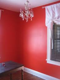 paint color for home office. Wonderful For Red Painted Walls My Small Home Office A Bright Color With Regard To 8  Throughout Paint For