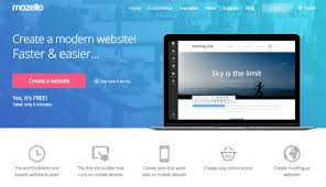 I Want To Build A Website For Free The 21 Best Free Website Builders 2019 All Their Pros Cons