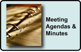 Board agendas and minutes