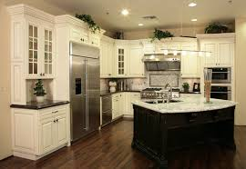 Custom black kitchen cabinets High End Italian Kitchen White Linen Glazed Kitchen Cabinets Cairocitizen Collection Glazed Kitchen Cabinets Which Are Shining And Brightening Cheaptartcom White Linen Glazed Kitchen Cabinets Cairocitizen Collection