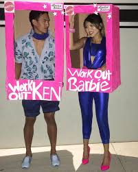 Workout Edition Ken And Barbie Doll