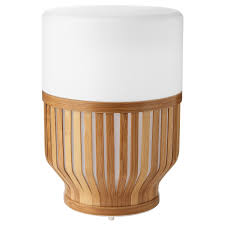 Tafellamp Mullbacka Led Buiten Ikea Decoratieve Tafellampen Op