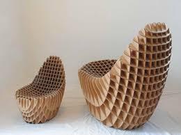 frank gehry chair cardboard