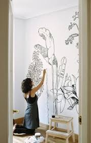 Small Picture 10 Fun Feature Walls Charlotte Drawings and Walls