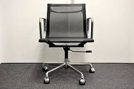herman miller office chairs. Image Is Loading ICF-STAMPED-CHARLES-EAMES-MESH-aluminum-group-FOR- Herman Miller Office Chairs O