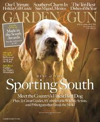 garden and gun magazine. The Association Of Magazine Media Garden And Gun