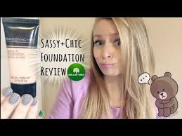 dollar tree makeup tutorial fail sy chic foundation review you