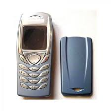 Body Housing for Nokia 6100 - Blue