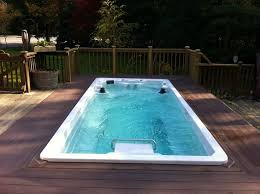82 best endless pool images on lap pool spa combination