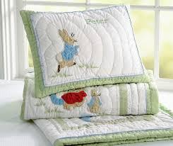 charming peter rabbit nursery bedding sets