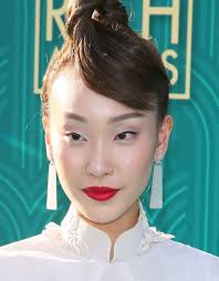 crazy rich asians premiere the best beauty looks