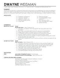 hairstylist resume sample hair stylist resume examples free hair stylist resume templates