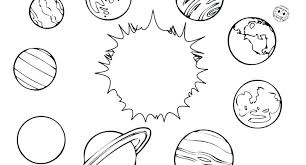 Coloring Pages Of Children Coloring Pages Of Solar System Solar