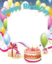 free happy birthday frame google play revenue