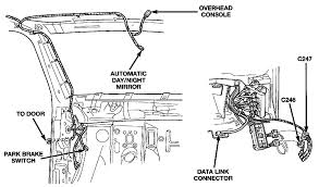 dodge dakota wiring diagrams pin outs locations brianesser com 2000 dash harness connector locations 3