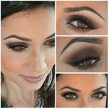 wedding makeup ideas for brown eyes exclusive inspiration 4 styles